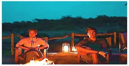 Anne Curtis at Erwan Heussaff, nag-eenjoy sa kanilang honeymoon sa Africa