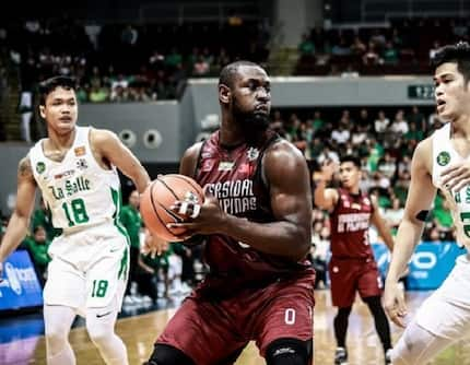 Netizens react to Bright Akhuetie as UAAP's new MVP