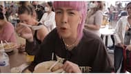 """Vice Ganda, sumubok ng sisig rice at buko pie sa """"palengke"""" ng Los Angeles"""