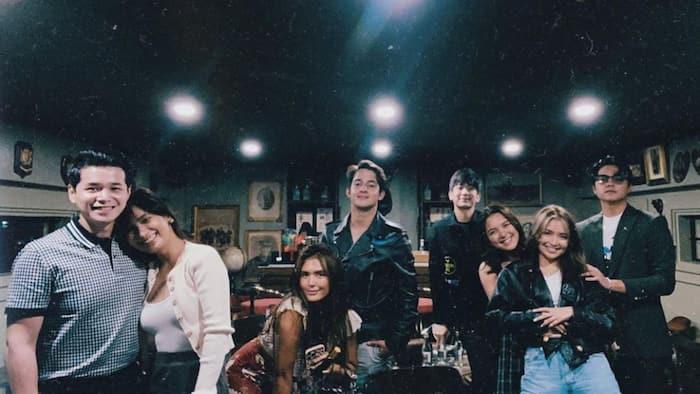 Kathryn Bernardo, Daniel Padilla go on a dinner date with celebrity friends