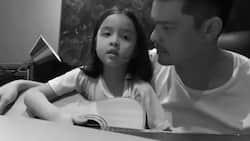 Dingdong Dantes posts adorable video of him and Zia singing, playing guitar