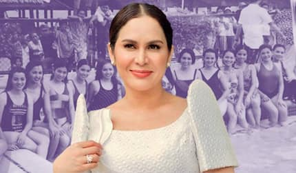 Netizens go crazy over throwback photo of Jinkee Pacquiao in 1996 pageant