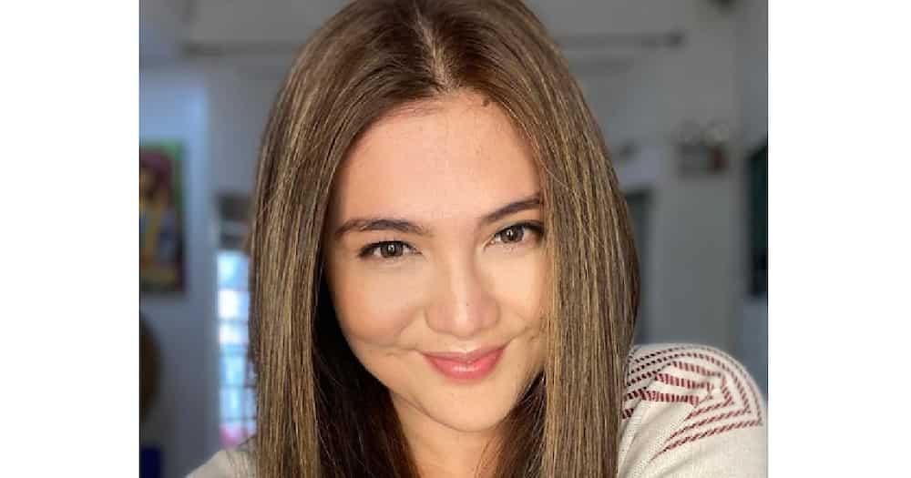"Dimples Romana shows ""cute"" look; gains netizens praises"