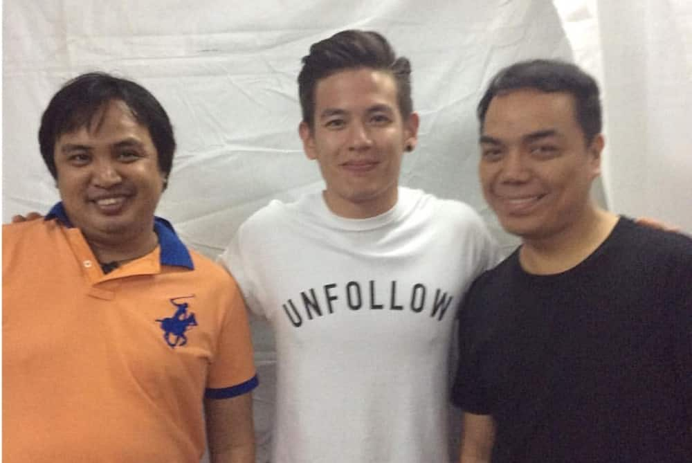 Jake Ejercito said his new project on TV5 lets him step out of his comfort zone