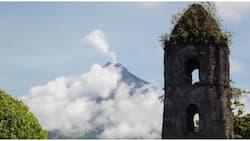 Bantay Mayon: Phivolcs, wala pang nakikitang pag-akyat ng magma