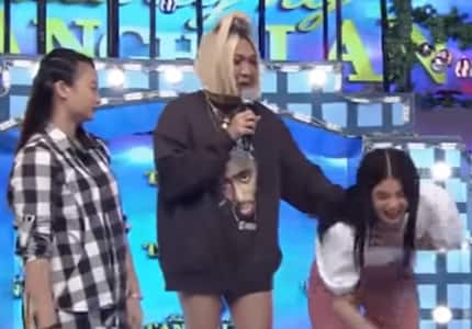 Anne Curtis hilariously reenacts her 'Kampanerang Kuba' role in Showtime