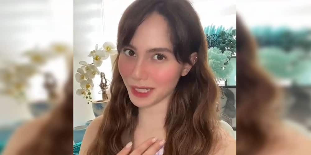 Jessy Mendiola fires back at netizen who made mean comment about her tummy