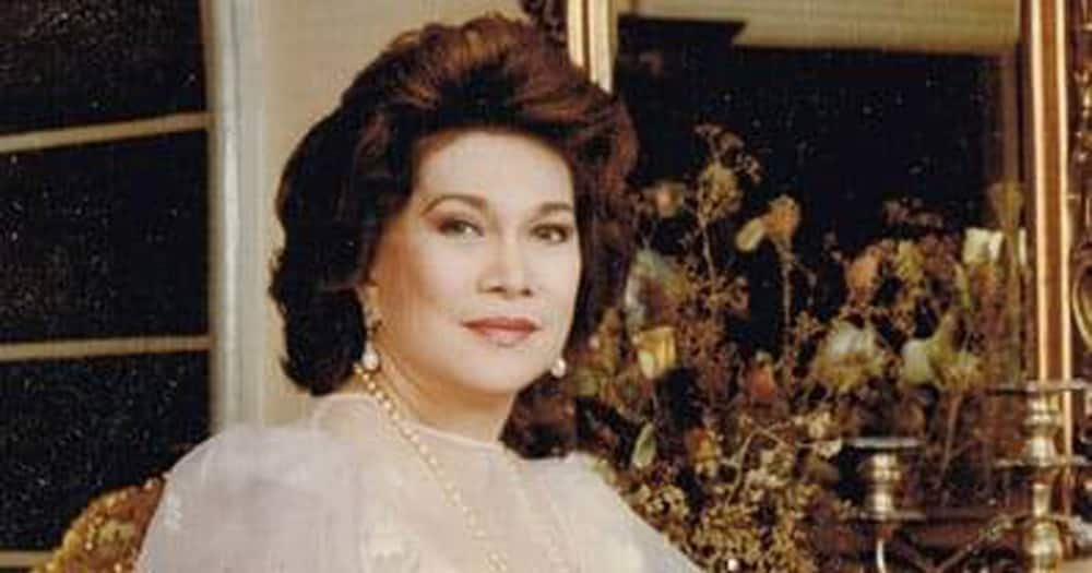 Theater actress and philanthropist Celia Diaz Laurel passes away at 93