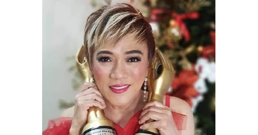 Ate Gay calls on GMA-7 shows due to unpaid TF