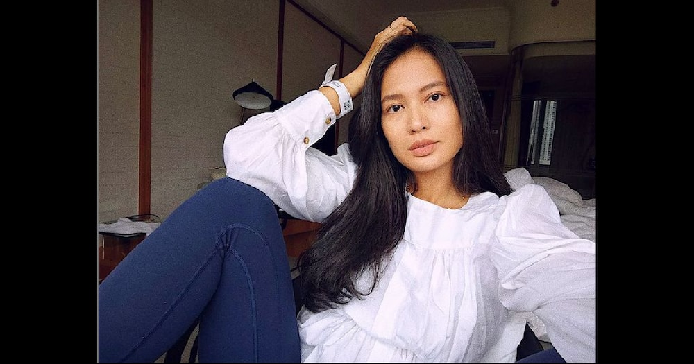 Isabelle Daza finally shows off face of her adorable 2nd baby