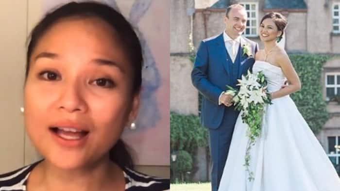 """Julia Clarete, pinabulaanan ang tsismis na may """"marital problems"""" sila ni Gareth McGeown"""