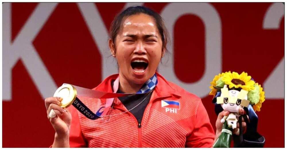 "Panelo, nag-sorry kay Hidilyn Diaz kung nasaktan feelings nito: ""Wala akong kianlaman"""