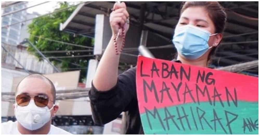 """""""Walang-wala"""" statement ni Angel Locsin, binara ng 1 GMA writer"""