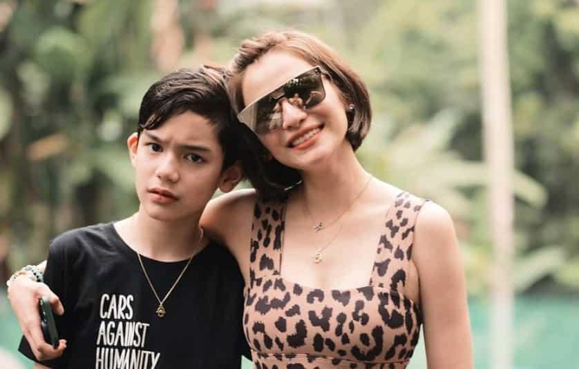 Anak ni Jennylyn Mercado at Patrick Garcia, agaw-pansin sa social media