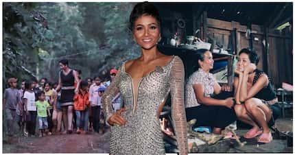 Yan ang tunay na beauty queen! Miss Vietnam's homecoming video goes viral