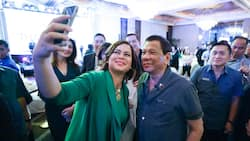 Pres. Duterte shares an emotional video to greet his daughter Inday Sara on her birthday