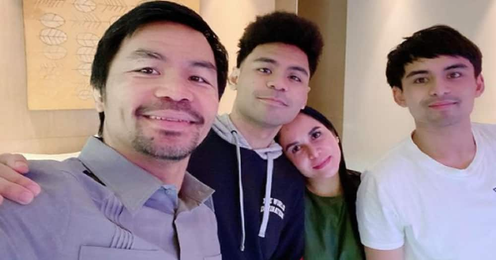 Manny Pacquiao defends absence of social distancing at his birthday party