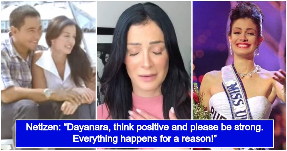 Miss Universe 1993 Dayanara Torres Announces Her Severe And Alarming