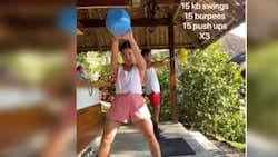 Camille Prats shares workout routine that caused her to lose so much weight