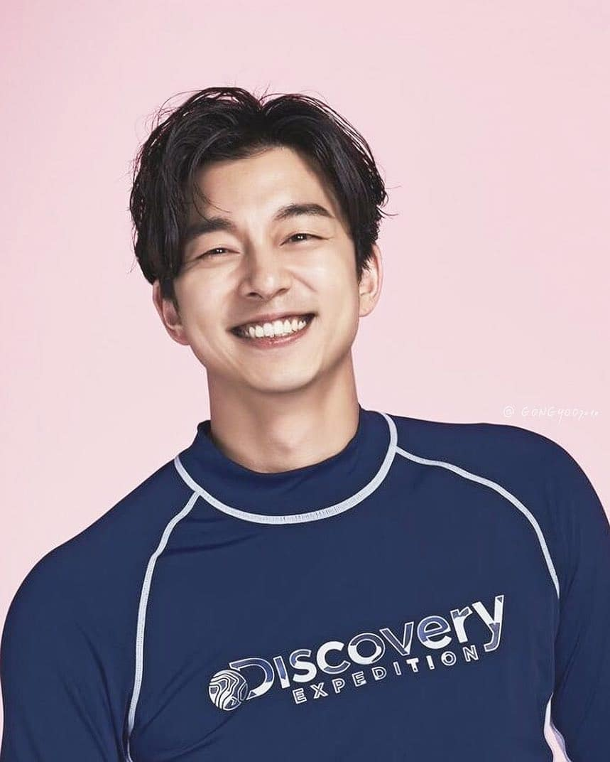 Gong Yoo movies and TV shows