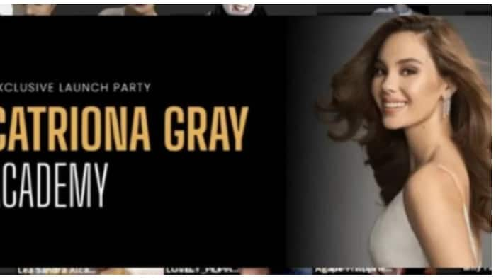 Catriona Gray, 'di na tatanggap ng mga aplikante sa 'Nas Academy' kaugnay ng Whang-Od isyu