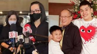 Kapatid ni Kris Aquino, ibinunyag na noon pa labas-pasok sa ospital si PNoy