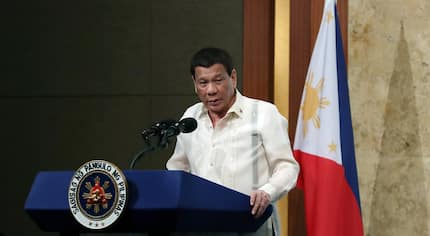 President Duterte warns to wipe out entire Parojinog family