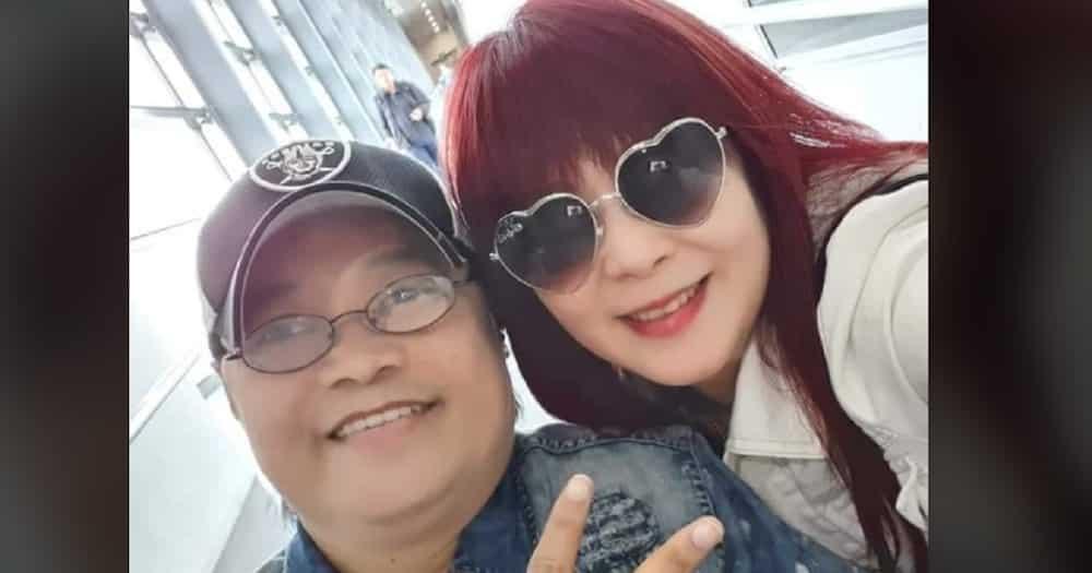 April Boy's wife thanks Duterte for giving money every month for singer's meds