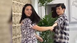 Cassy Legaspi and Joaquin Domagoso, nahagip na sweet sila kahit off-cam