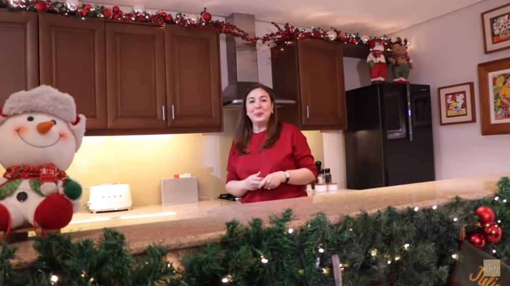 Marjorie Barretto gives tour of her luxurious home filled with Christmas decor