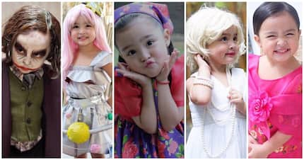 After rocking several costumes, Zia Dantes has once again wowed the netizens with her Christmas-themed outfit