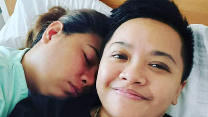"""Ice Seguerra & Liza Diño's ultimate gifts for 8th anniversary: """"Staycation at ManilaMed"""""""