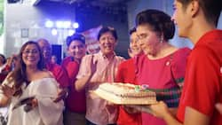 Bongbong Marcos issues official statement regarding food poisoning incident during 90th Birthday Celebration of Imelda Marcos