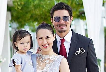Marian clarifies why Dingdong won't be running for public office in 2019