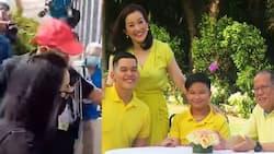 RIP Noynoy: Pagdating ni Kris Aquino sa Capitol Medical Center, nakunan ng video
