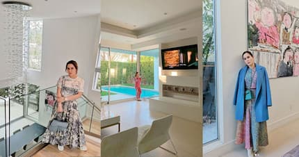 Nakakalula! Jinkee Pacquiao flaunts US house suspected by netizens as their P665-Million Beverly Hills mansion