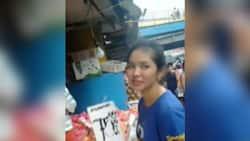 Loisa Andalio, nag-feeling tindera sa isang public market; patok sa netizens