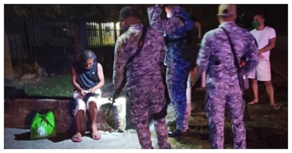 59-anyos na namangka ng 4 na araw mula Cebu, naharang sa Negros Occidental