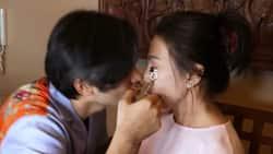 Vicki Belo, ipinakitang marunong mag-apply ng makeup si Hayden Kho