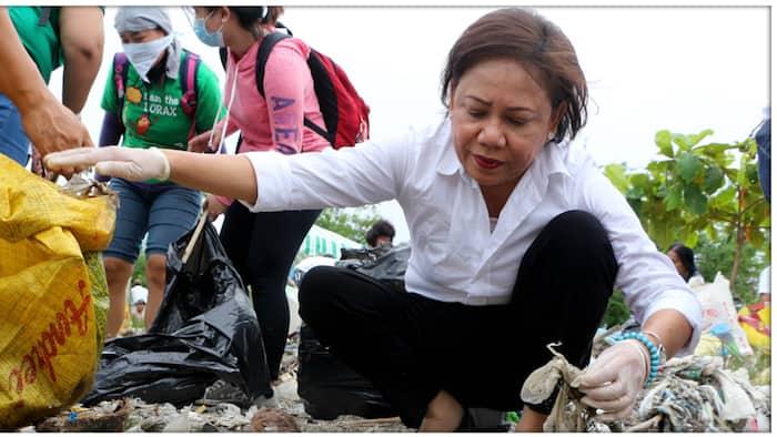 Sen. Cynthia Villar's statement on calls for NCR to return to ECQ drew flak anew