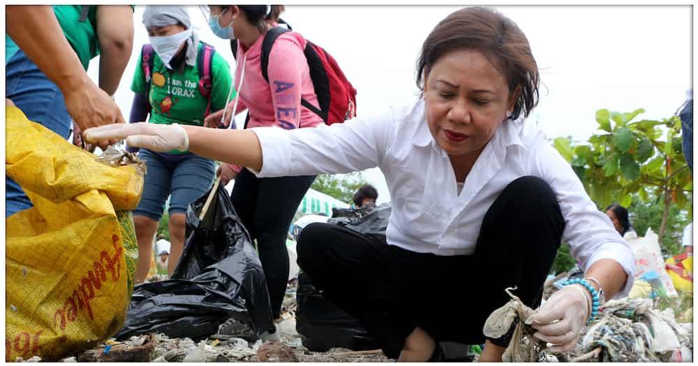 Senator Cynthia Villar drew flak for her statement on health workers' call for ECQ
