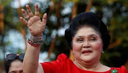 Biglang bawi?! Imelda Marcos says good bye to her gubernatorial bid