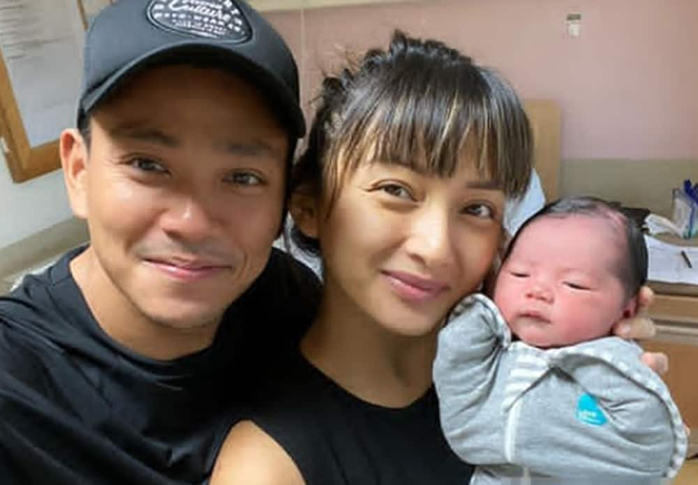 Priceless bonding of Iya Villania's sons and their newborn sister caught on cam