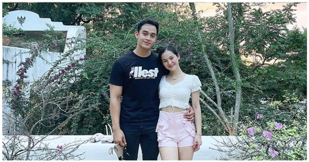Barbie Imperial praises Diego Loyzaga for how he resolves their issues