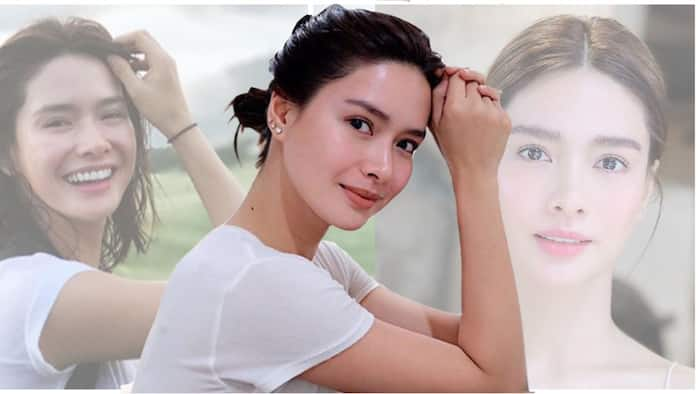 Erich Gonzales's no make up look stuns netizens and celebrities