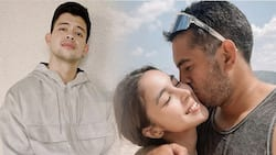 Celebrities react to Julia Barretto's first sweet selfie with boyfriend Gerald Anderson
