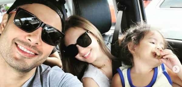 """Ellen Adarna, pinaglinis si Elias ng kanyang toy car: """"No one wants a dirty car"""""""