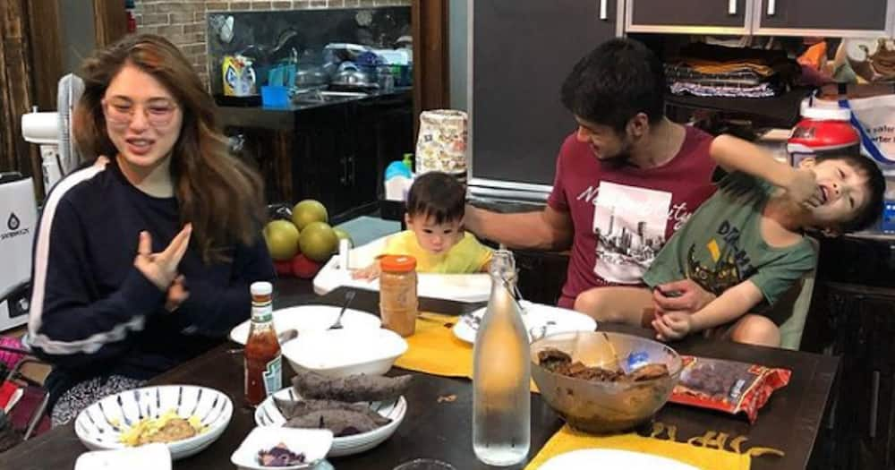 Aljur Abrenica posts about praying after Kylie Padilla posted cryptic messages