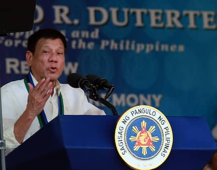 Netizens react to President Duterte's pledge that people's money is safe with him