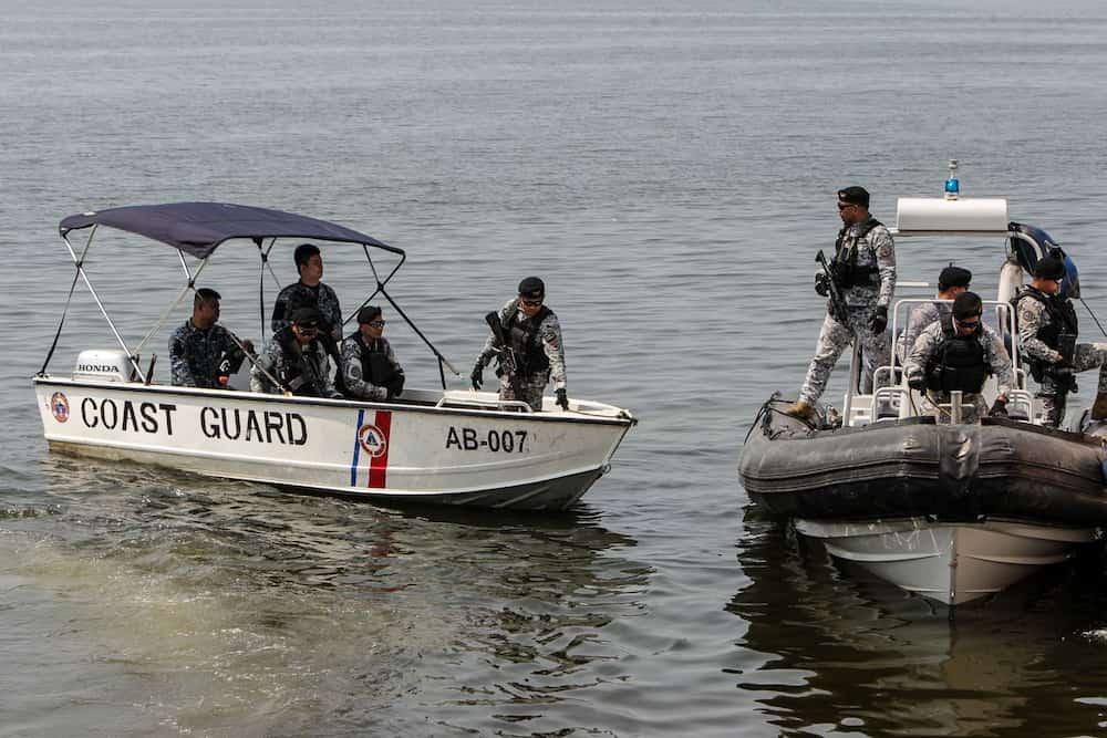 Biglang nawala! 14 Pinoys missing after boat collides with Hong Kong cargo ship